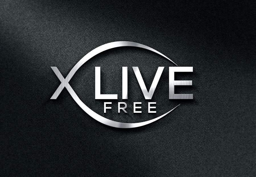 Proposition n°                                        747                                      du concours                                         LOGO CONTEST: X LIVE FREE