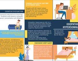 Nro 73 kilpailuun Make a Tri-fold Brochure for Sleep Disorder käyttäjältä mafart