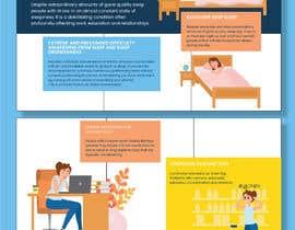 Nro 65 kilpailuun Make a Tri-fold Brochure for Sleep Disorder käyttäjältä sofirnayeem