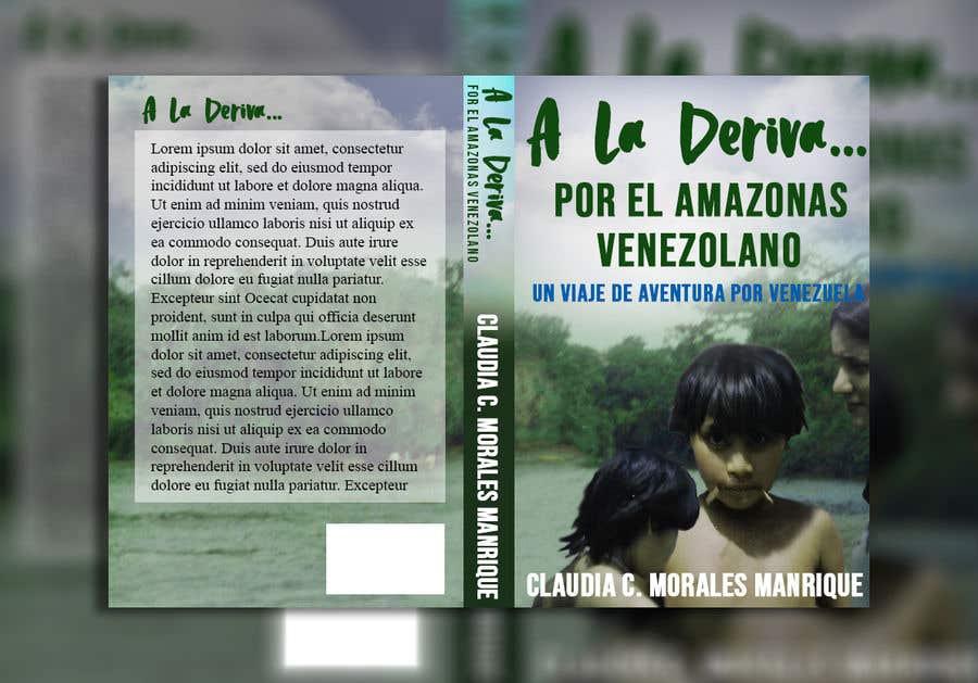 Inscrição nº                                         72                                      do Concurso para                                         CREAR PORTADA DE LIBRO (RELATO DE VIAJE) para publicar en Kindle (KDP - en Amazon)