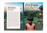 Graphic Design Inscrição do Concurso Nº18 para CREAR PORTADA DE LIBRO (RELATO DE VIAJE) para publicar en Kindle (KDP - en Amazon)