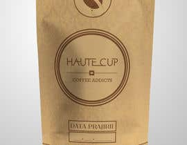 #20 untuk Create a packaging design for coffee pouches oleh vdragoiu