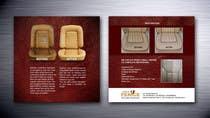 Design a Flyer for Car Interior Leather Restoration and Fabric Cleaning için Graphic Design21 No.lu Yarışma Girdisi