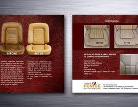 #21 untuk Design a Flyer for Car Interior Leather Restoration and Fabric Cleaning oleh Mondalstudio
