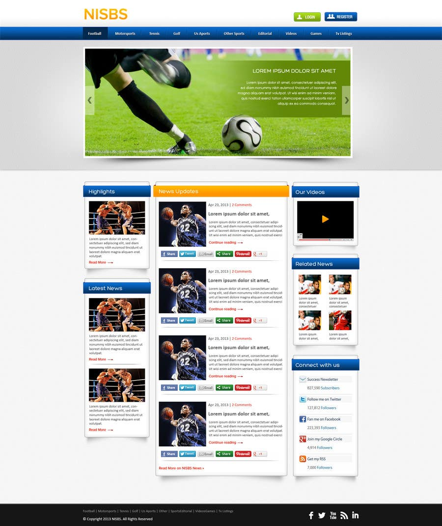 Bài tham dự cuộc thi #                                        14                                      cho                                         Design a sportsbetting website