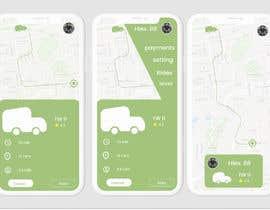 khanma886 tarafından On demand Truck share ride mobile app için no 37