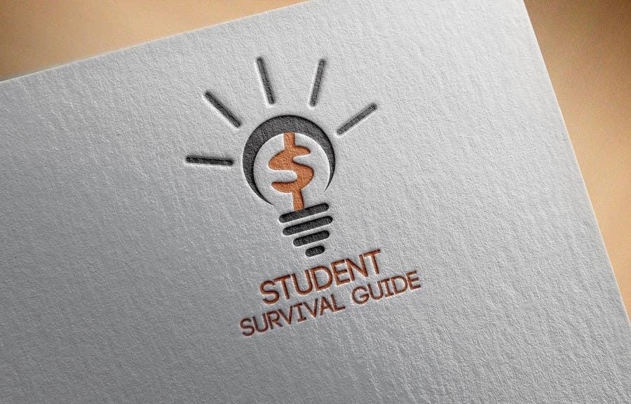 Konkurrenceindlæg #                                        8                                      for                                         Design a Logo for studentsurvival guide