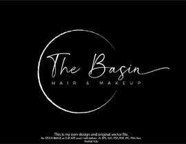 #310 for The Basin Hair & Makeup - Logo contest by jannatun394