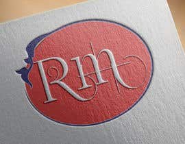 #40 for Design a Logo for RM -- 2 by MitevskaMonika