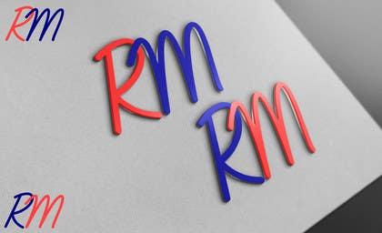 #50 untuk Design a Logo for RM -- 2 oleh Saranageh90