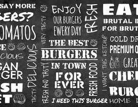 #18 for Design Me Artwork For My Restaurant af Anastasya11111