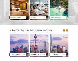 nº 78 pour Website Design for a company page par carmelomarquises