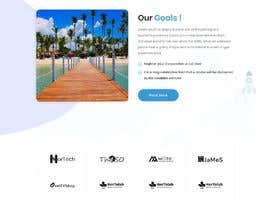 nº 98 pour Website Design for a company page par husainmill