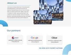 nº 46 pour Website Design for a company page par LarisaVarga