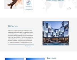 nº 52 pour Website Design for a company page par LarisaVarga