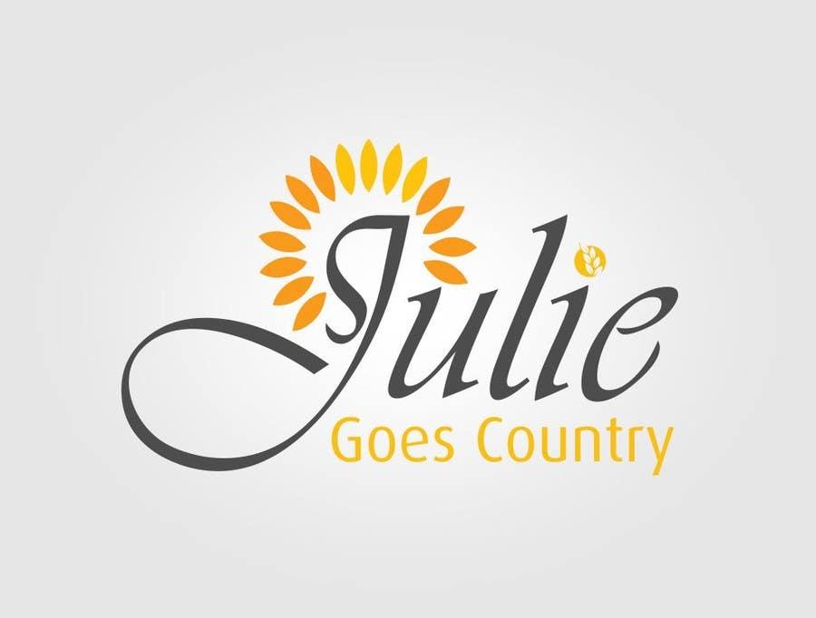 Konkurrenceindlæg #                                        40                                      for                                         Design a Logo for Julie Goes Country