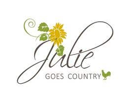 #23 untuk Design a Logo for Julie Goes Country oleh VikiFil