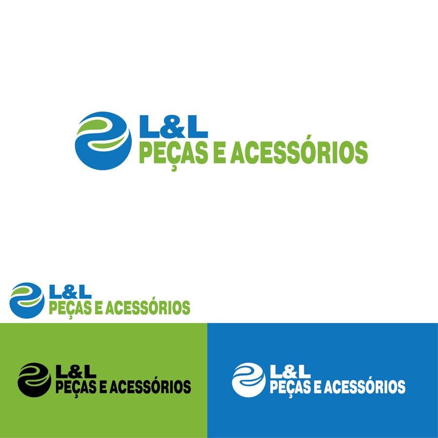 Contest Entry #                                        1                                      for                                         New Logo for L&L Peças e Acessórios