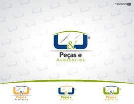 #24 for New Logo for L&L Peças e Acessórios by Alfredoroo