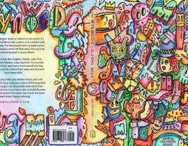 nº 50 pour Artist to Color Illustration for Coloring Book Cover par marinaregali