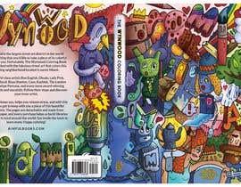 nº 42 pour Artist to Color Illustration for Coloring Book Cover par ScottCoyotte