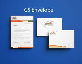 #7 para Corporate Identity for my Webstore company Logo and elements attached por shakil143s
