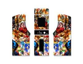 #24 untuk We need graphics skin design for arcade machine (pop art)-MUST BE ORIGINAL oleh engielgamal82