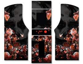 #31 untuk We need graphics skin design for arcade machine (pop art)-MUST BE ORIGINAL oleh engielgamal82