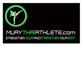 #8 para Design a Logo for MuayThaiAthlete.com por vinita1804