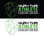 Graphic Design Inscrição do Concurso Nº4 para Design a Logo for MuayThaiAthlete.com