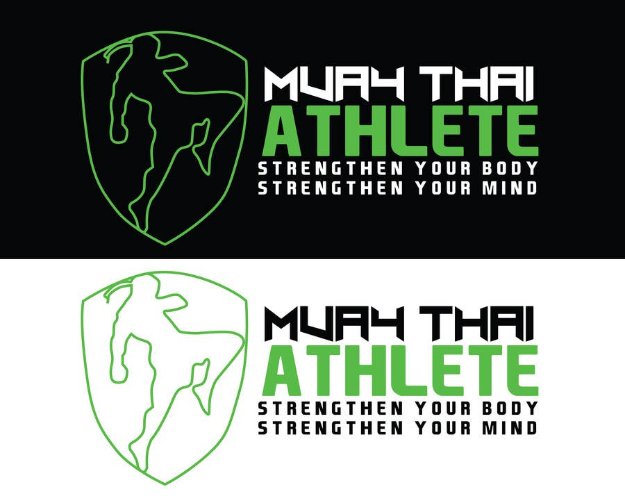 Inscrição nº 4 do Concurso para Design a Logo for MuayThaiAthlete.com