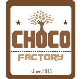 #25 for Choco Factory Logo af sgsicomunicacoes