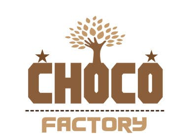 #26 for Choco Factory Logo af sgsicomunicacoes