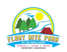 #60 para Design a new Logo for Float Rite Park on the Apple River por pikoylee