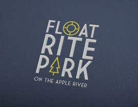 #32 untuk Design a new Logo for Float Rite Park on the Apple River oleh nandita1306