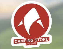 #1 for Camping Stickers by Herditio