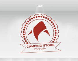 #17 for Camping Stickers by akramali2021