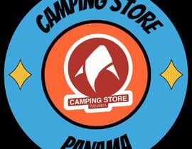 #33 for Camping Stickers by shreya165a