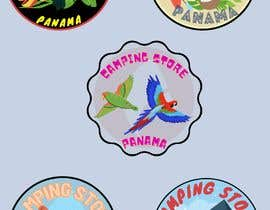 #31 for Camping Stickers by Sritamilnadu