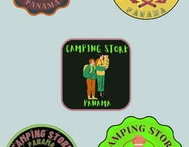 #32 for Camping Stickers by Sritamilnadu