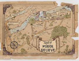 #26 untuk Fun small maps for book oleh sonalibasu77