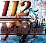 Logo Design Konkurrenceindlæg #12 for 112 Bucking Bulls