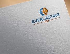#960 para Everlasting Air logo design por rafiqtalukder786