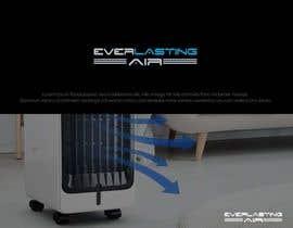 #967 para Everlasting Air logo design por somsherali8