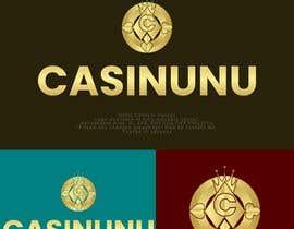 #134 for Logo design for online casino af SHAKIR789