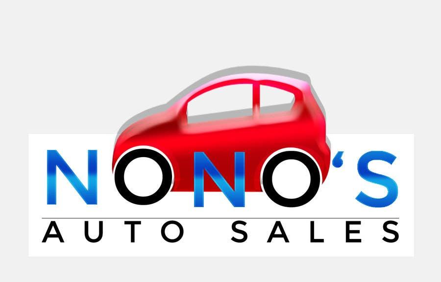 Konkurrenceindlæg #                                        25                                      for                                         Design a Logo for used car dealer