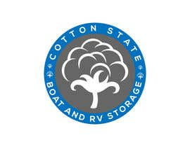 #96 untuk Boat and RV Storage Logo oleh shetirani3
