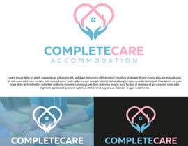 #83 untuk Complete Care Accommodation Logo Design oleh Robinimmanuvel