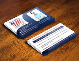 #32 for Design some Business Cards for America Approved Commercial Energy af IllusionG