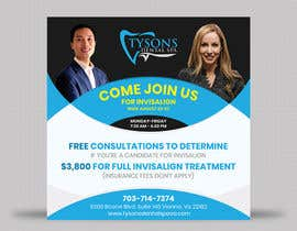 #156 untuk build me a flyer for my dental office oleh mdazad410
